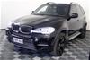 2012 BMW X5 xDrive 30d E70 LCI Turbo Diesel Automatic - 8 Speed Wagon