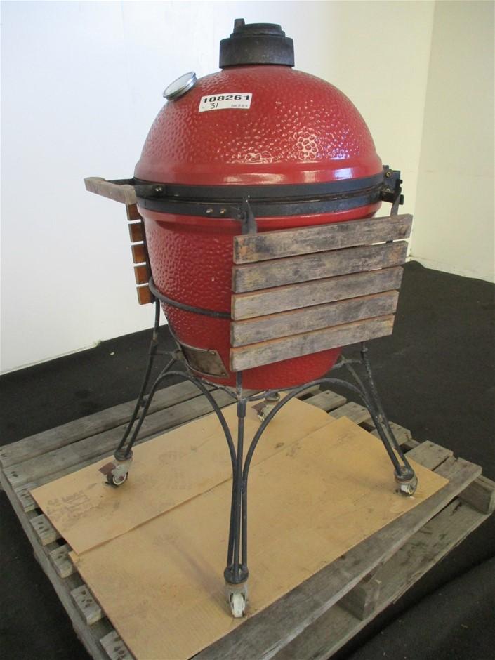 Kamado Coal BBQ