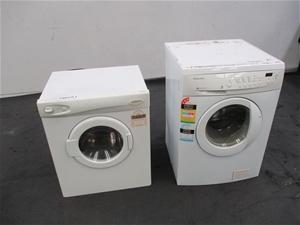 Electrolux Washing Machine & Simpson Dry