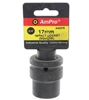 AmPro 3/4ins Dr. Square Impact Socket, Size 17mm. Buyers Note - Discount Fr