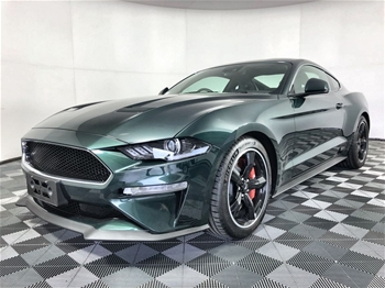 2019 Ford Mustang GT FN Manaul Coupe