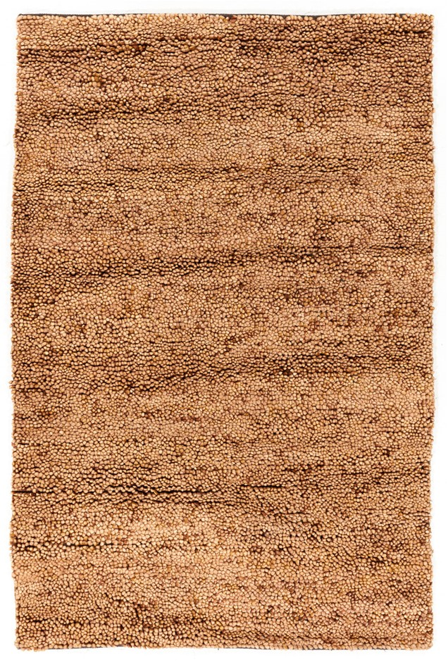 Pit Loomed Hand Knotted Shaggy Floor Rug Size (cm): 151 x 235