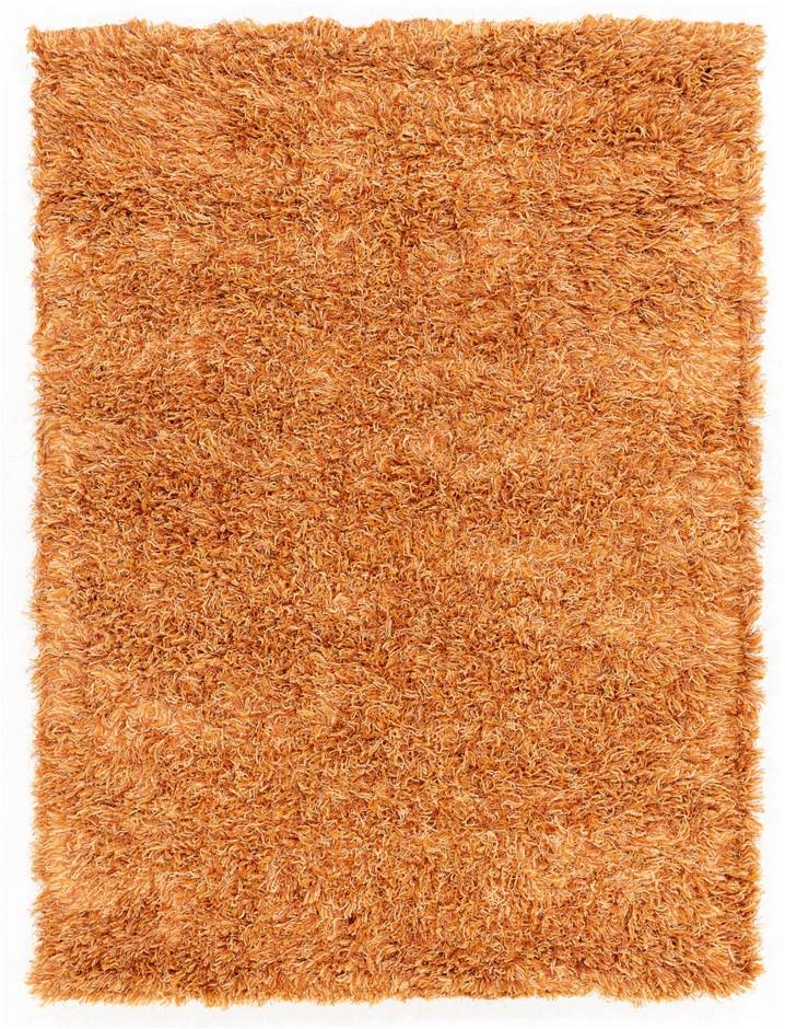 Hand Tufted Shaggy Floor Rug Size (cm): 120 x 170