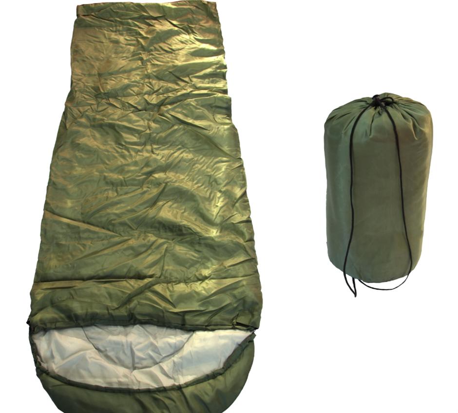 Sleeping Bag Lightweight Waterproof for Camping, Green