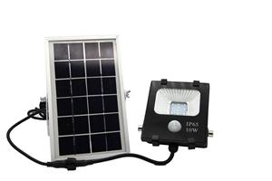 10W LED Solar Sensor Light Security Gard