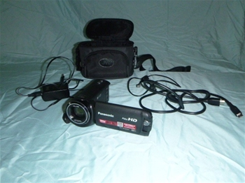 Panasonic Video Camera,