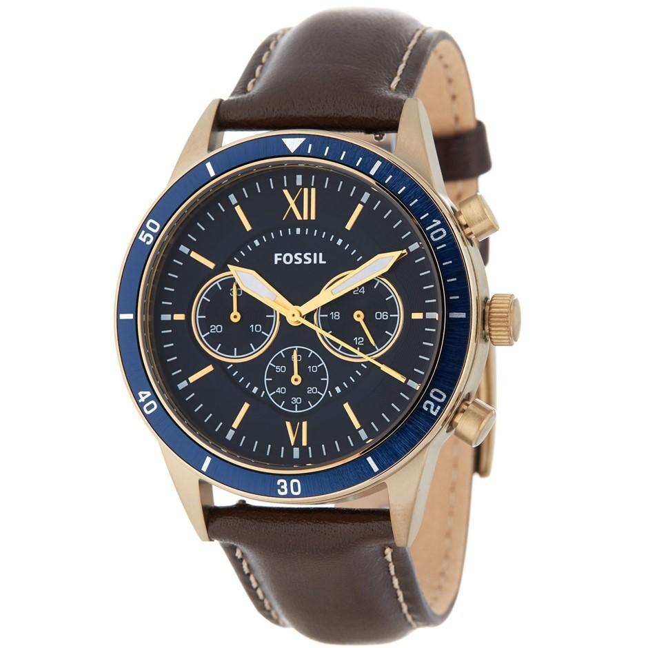Handsome new men's Flynn Sport Fossil watch.