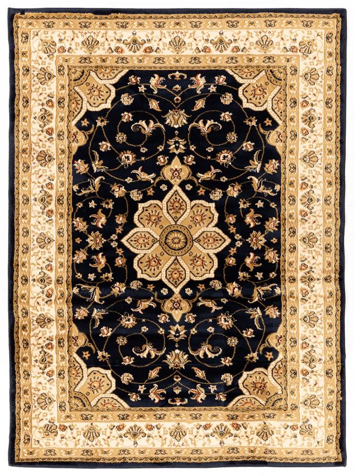 Machine Made Heat Set Poly Floor Rug 400,000 Point Size (cm) : 160 x 230