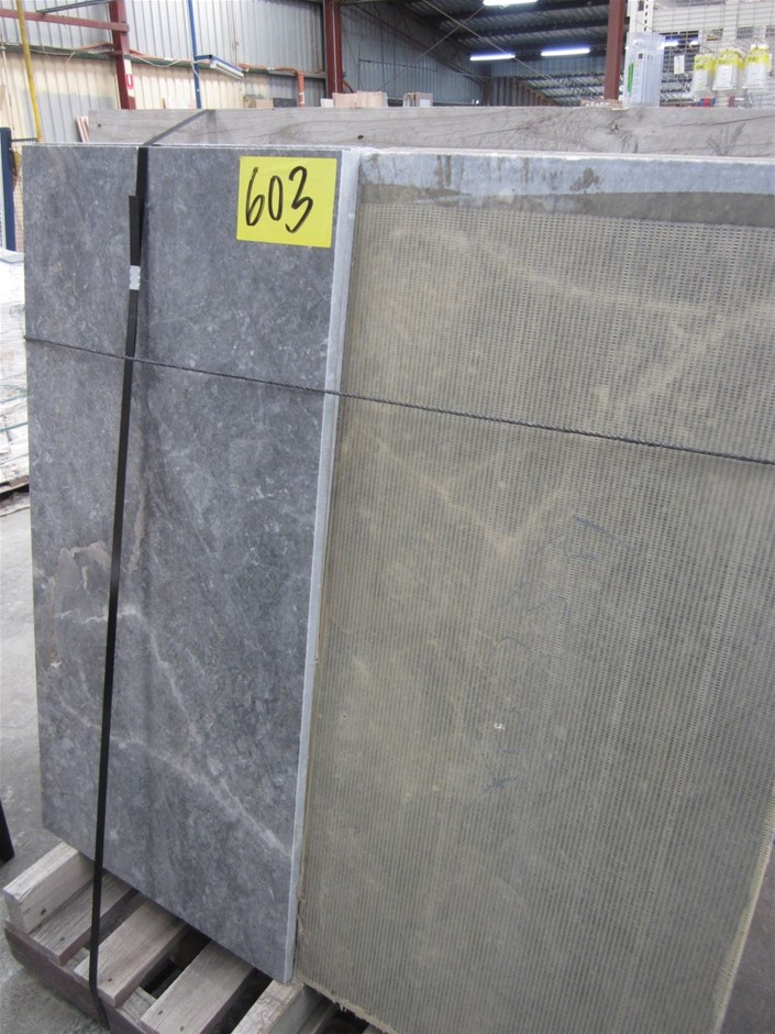 Marble Bench Top. 1215mm x 600mm x20mm Thick. Sold Individually