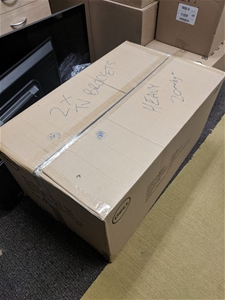 """Box of Spare Parts for 32-60"""" Heavy Duty"""