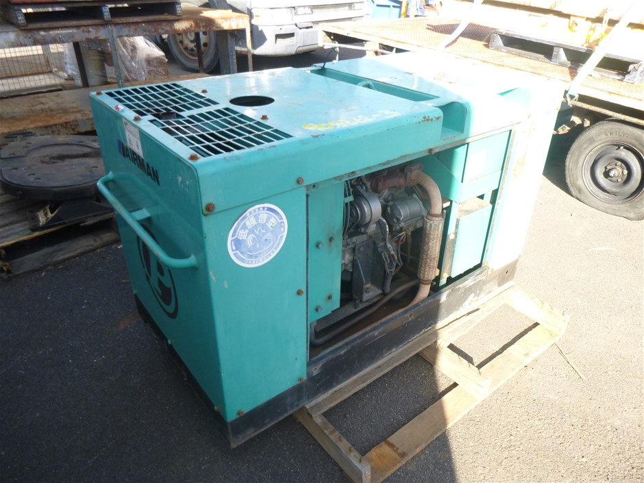 Airman PDS70S Air-Compressor