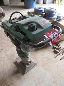 Wacker BS600 Leg Rammer