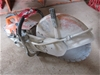 2006 Stihl TS 4000 Quick Cut Concrete Saw