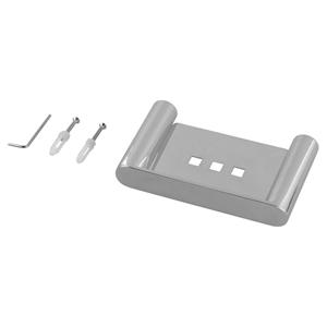 Chrome Soap Dish Holder Stainless Steel