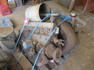 Qty 2 x Dodge Motors and Parts