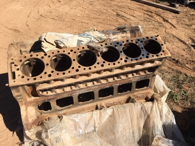 Caterpillar D10 Dozer engine block