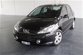 Unreserved 2007 Peugeot 307 XS 1.6 Manual