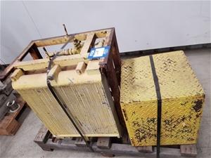 Hydraulic Driven Hydraulic Oil Cooler (G