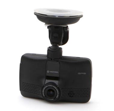 NAVMAN MIVUE740 Dashcam Full HD 1080T Recovery, GPS Tracking. Buyers Note -