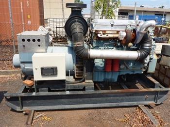 Detroit Diesel Series 60 Generator