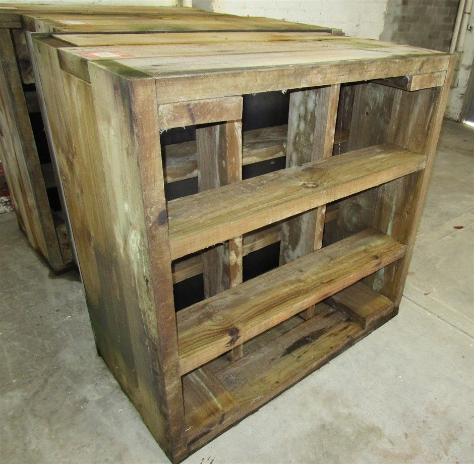 Heavy Duty Treated Pine Timber Platform