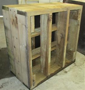Heavy Duty Treated Pine Timber Platform
