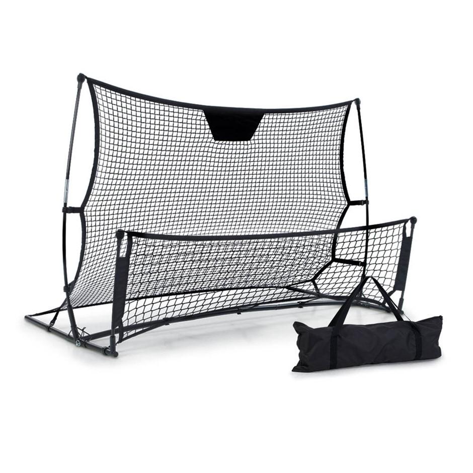 Artiss Rocking Armchair Feeding Chair Fabric Padded Lounge Recliner
