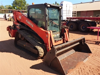 2017 Kubota SVL 95-2S Skid Steer Loader - Broome, WA