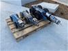 3 x Pipe Tractor Crawler CCTV Cameras