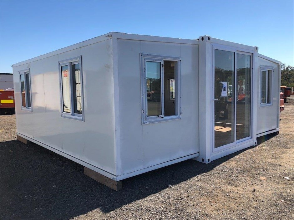 2019 Unused 20ft Portable Fold Out Container House