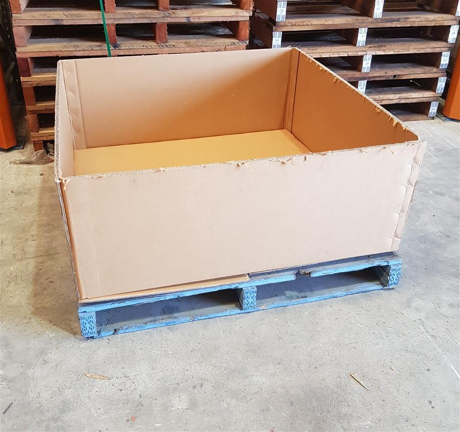 5 x Tri Wall Pallet Cartons