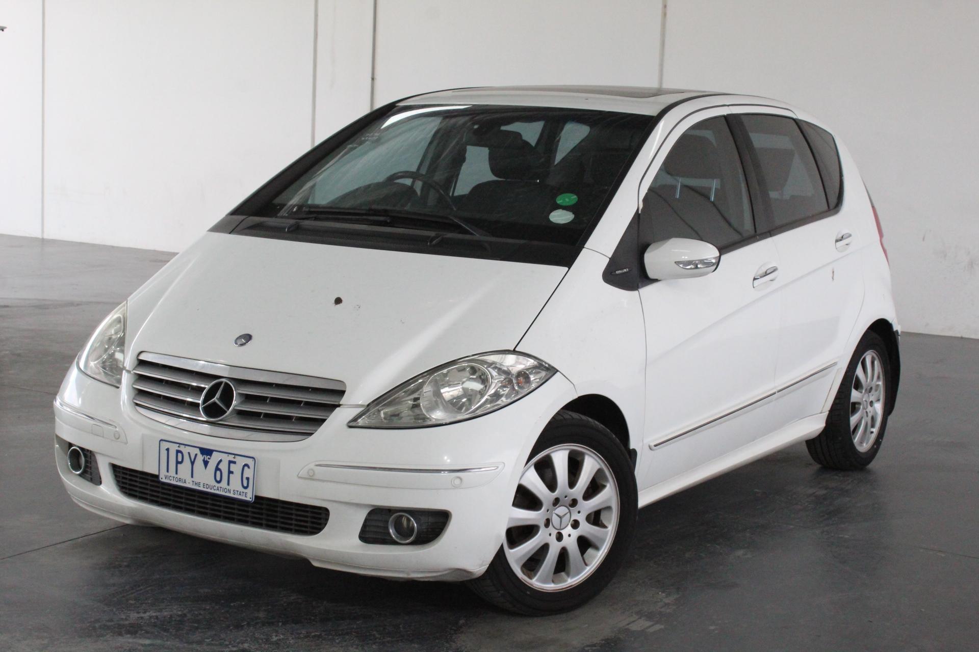 2005 Mercedes Benz A200 Elegance W169 CVT Hatchback