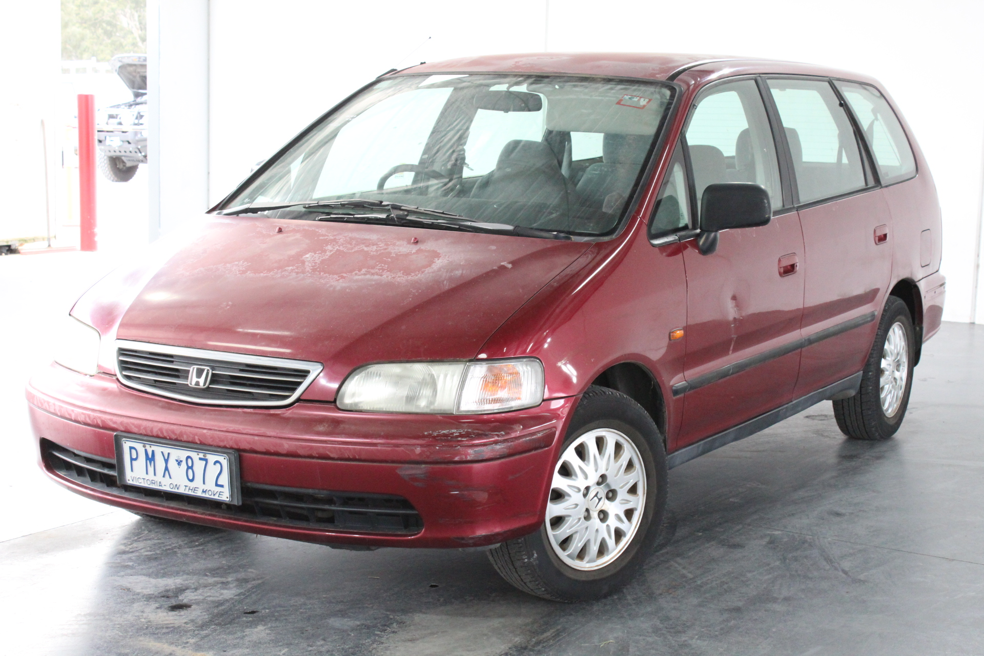 1999 Honda Odyssey Automatic 7 Seats People Mover