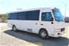 2012 (2013) Toyota Coaster T/Diesel 16seat Wheelchair Lift Bus