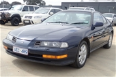 Unreserved 1993 Honda Prelude Si (4WS) Manual Coupe