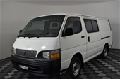 2002 Toyota Hiace RZH113R Automatic Van
