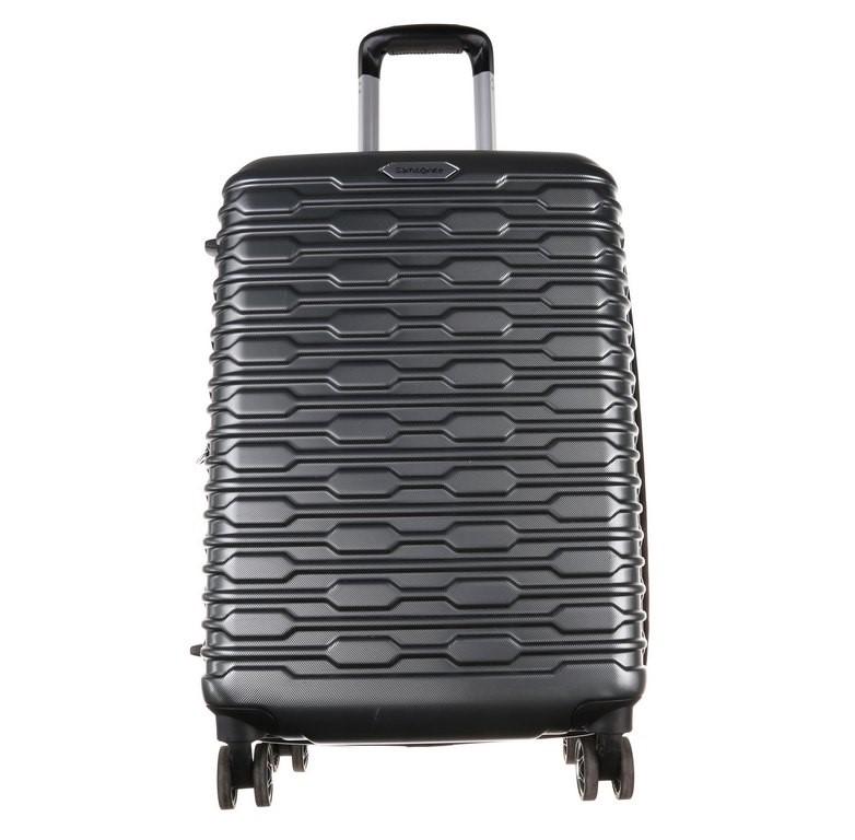 SAMSONITE Hardside Spinner Universal Carry-on Case 54cm, Polycarbonate Mate