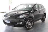 Unreserved 2007 Mazda CX-7 Luxury (4x4) Automatic