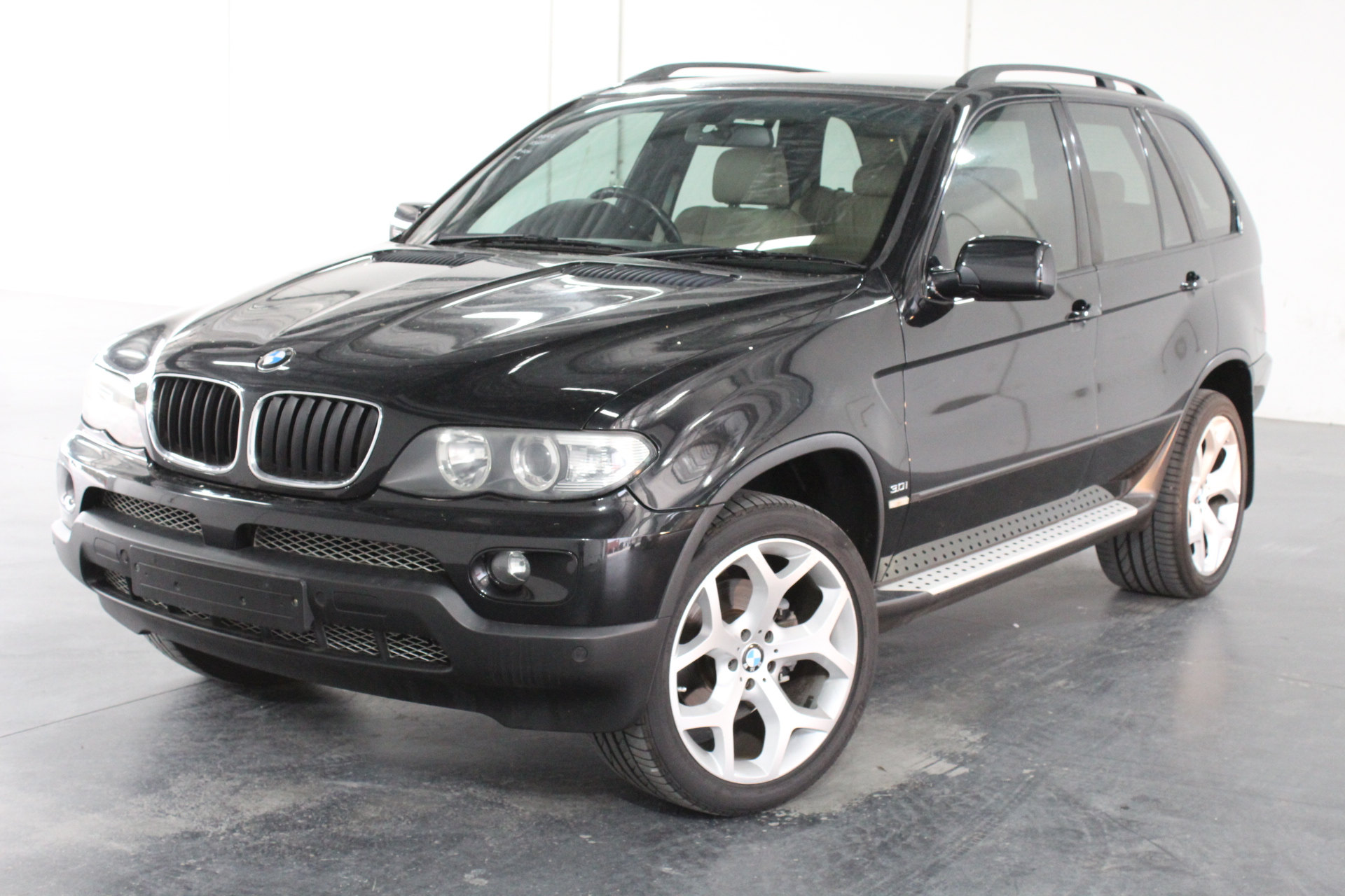 2006 BMW X5 3.0i E53 Automatic Wagon