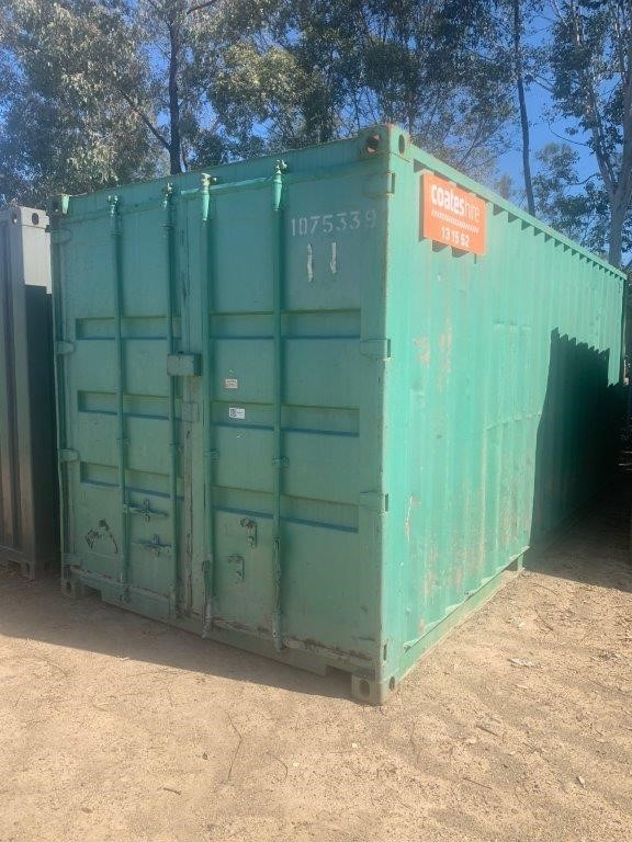 6.0m x 2.4m Container - Western