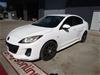 2012 Mazda 3 FWD Manual - 6 Speed Sedan