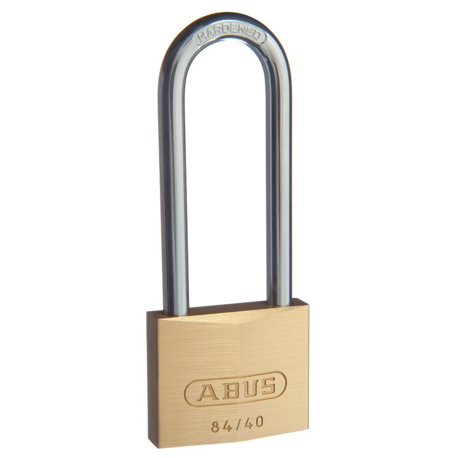 (10 Pack) ABUS Padlock 84/40HB/63 KD DP - 8440HB63C