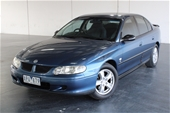 Unreserved 2002 Holden Commodore Executive VX Auto Sedan