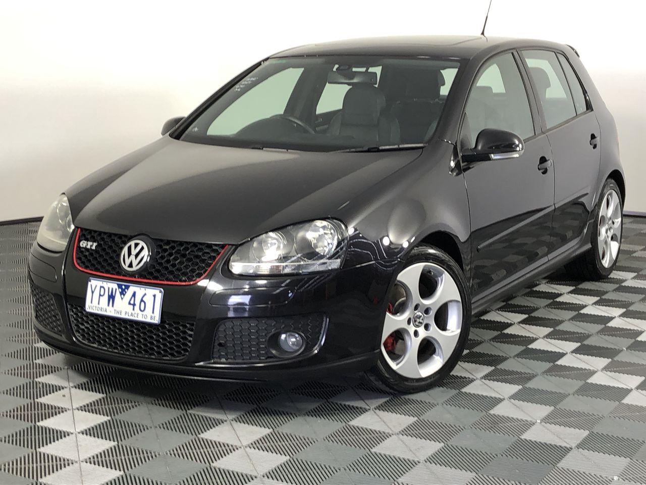 2008 Volkswagen Golf GTi 1k Automatic Hatchback