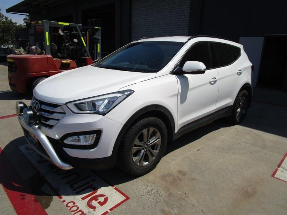 2015 Hyundai SantaFe AWD Automatic Wagon