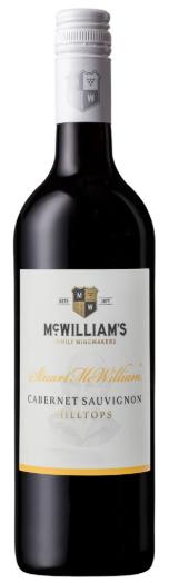 Stuart McWilliam Hilltops Cabernet Sauvignon 2013 (6 x 750mL)