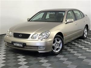 1999 Lexus GS300 ZS160R-BEQ Automatic Se
