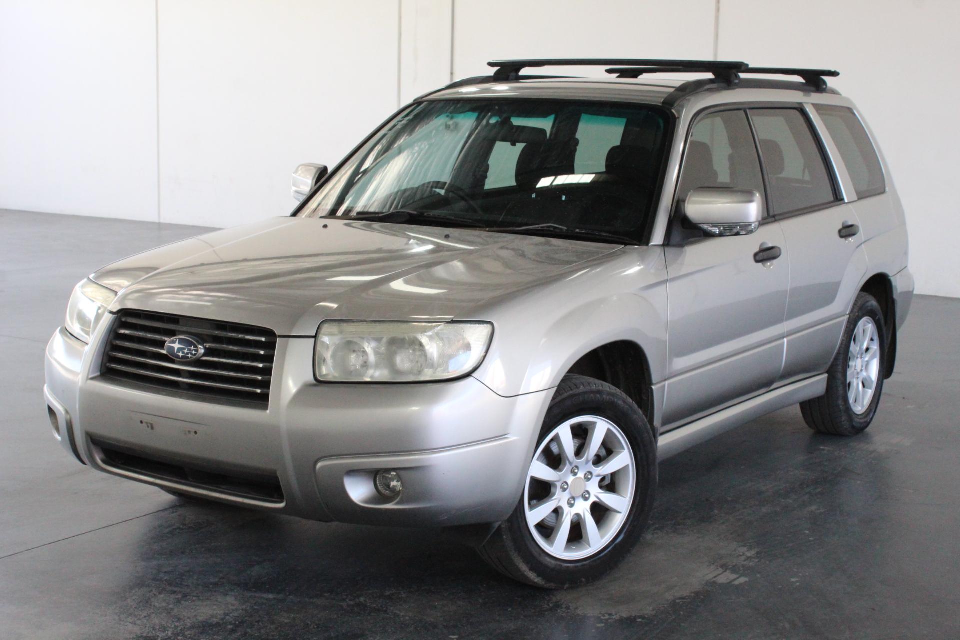 2005 Subaru Forester XS Automatic Wagon