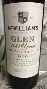McWilliams Glen Vintage Tyrian 2013 (6 x