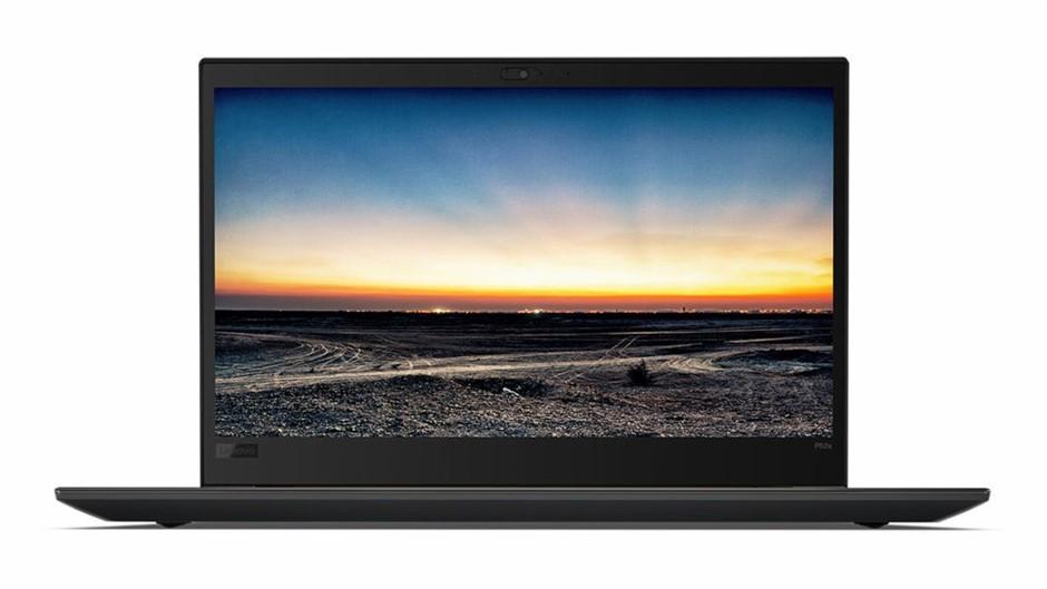 Lenovo ThinkPad P52s 15.6-inch Notebook, Black